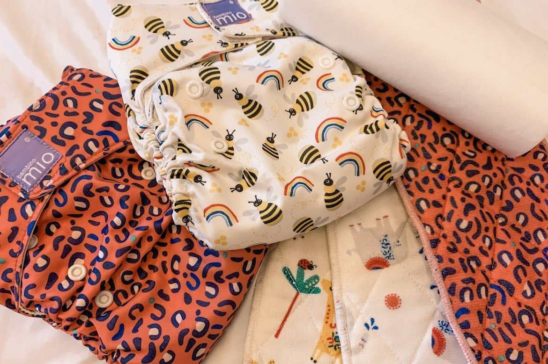 Cloth diaper accessories from the brand Bambino MIO