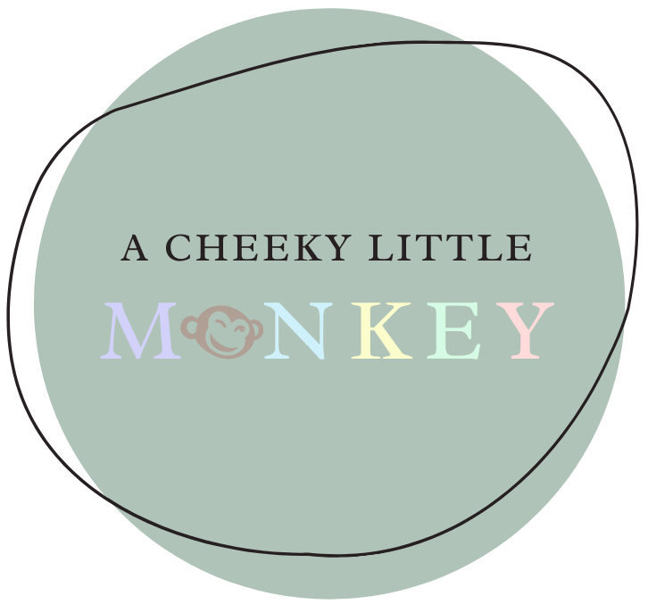 A Cheeky Little Monkey